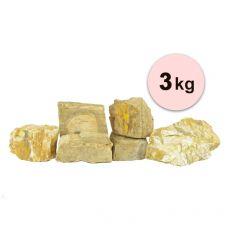 Steine für Aquarium Petrified Stone - 3kg