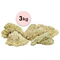 Steine für Aquarium Honeycomb Stone - 3kg
