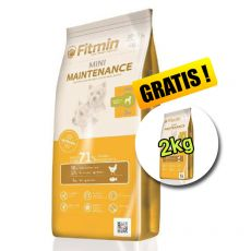 Fitmin MINI Maintenance 15 kg + 2kg GRATIS
