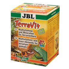 JBL TerraVit Powder 135g