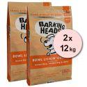 BARKING HEADS Bowl Lickin' Chicken ADULT 2 x 12 kg
