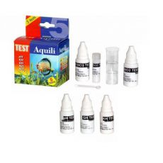 Aquili Test 5 in 1 - pH, KH, GH, NO2, NO3