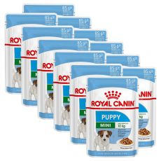 Feuchtnahrung Royal Canin Mini Puppy 12 x 85 g