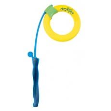 Hundespielzeug - Ringschleuder - 48 cm