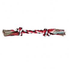 Spielzeug für Hunde - Baumwollseil mit Knoten - 37cm