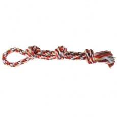 Spieltau für Hunde aus Baumwolle mit Knoten - 60cm