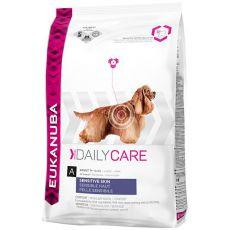 EUKANUBA Daily Care SENSITIVE Skin - 2,3 kg