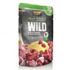 BELCANDO Wild mit Hirse und Preiselbeeren - Beutel 125 g