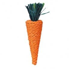 Spielzeug für Nager - Karotte