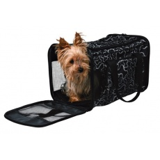 Transporttasche für Hunde, Katzen und Kleintiere - 26 x 27 x 42 cm