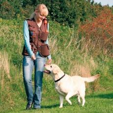 Dog Activity Trainingsweste - braun,L