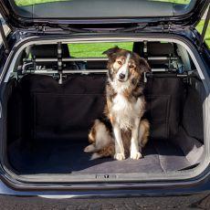 Kofferraumschondecke - schwarz, 120 x 150 cm