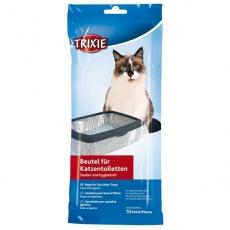 Beutel für Toilette unter der Katzenstreu 10 Stücke - große