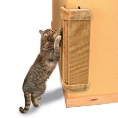 Kratzeisen für Katzen, eckig - 32 x 60 cm