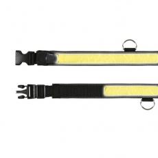 Leuchthalsband für Hunde - L - XL