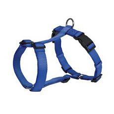 Hundegeschirr blau - XS - S, 30 - 40 cm