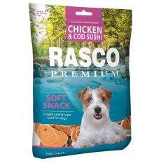 RASCO PREMIUM Kabeljau- und Huhnsushi 230 g
