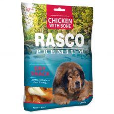 RASCO PREMIUM Knochen mit Hühnchenfleisch umwickelt 230 g