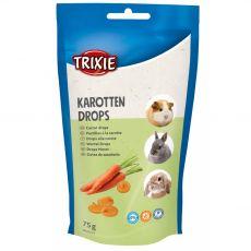 Vitamin Drops für Nager - Karotte, 75g