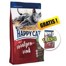 Happy Cat Supreme Adult Voralpen-Rind 1,4kg