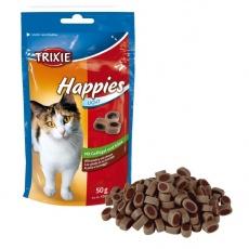 Snacks für Katzen - Geflügel, Käse, 50g
