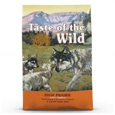 TASTE OF THE WILD High Prairie Puppy 12,2 kg