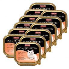 Animonda Vom Feinsten Castrated Cats - Pute + Lachs 12 x 100g
