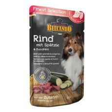 BELCANDO Rind mit Spätzle und Zucchini - Beutel 300g