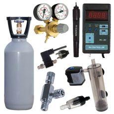 CO2 AAA top set + pH Controller (2kg)