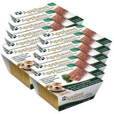 Applaws Paté Dog - Pastete für Hunde mit Rindfleisch und Gemüse, 12 x 150g