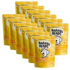 BARKING HEADS Fat Dog Slim GRAIN FREE 12 x 300 g