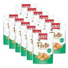 Frischbeutel RINTI Filetto Huhn + Gemüse, 12 x 100g