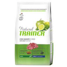 Trainer Natural Adult Maxi, Rind mit Reis 3 kg
