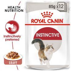 Royal Canin INSTINCTIVE 12 x 85 g - Beutel