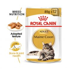 Royal Canin Maine Coon - Frischbeutel, 12 x 85g