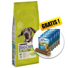 PURINA DOG CHOW ADULT LARGE BREED Turkey 14kg + GESCHENK