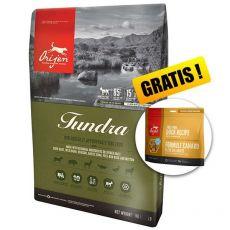 Orijen TUNDRA 6 kg + GESCHENK