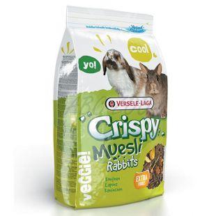Crispy Muesli Rabbits 20kg - Futter für Kaninchen