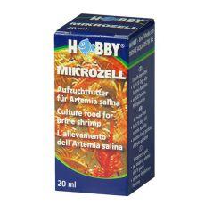 Mikrozell 20ml - Aufzuchtfutter für Artemien