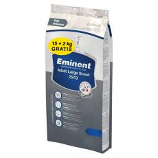 EMINENT Adult Large Breed - 15kg + 2kg GRATIS
