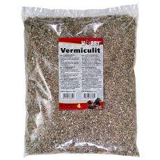 Tropisches Terrariensubstrat Vermiculit 4 L - 0-4mm