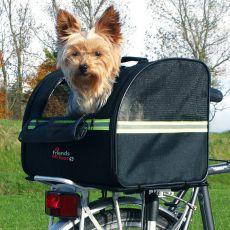 Fahrradtasche für Hunde Biker - Bag 35 x 28 x 29 cm
