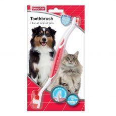 Beaphar Zahnbürste für Hunde