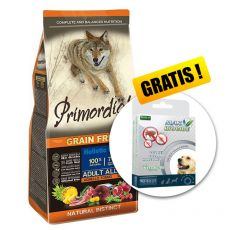 Primordial GF Adult Tuna & Lamb 12kg + GESCHENK