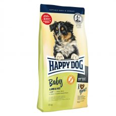 Happy Dog Baby Lamb & Rice 18kg