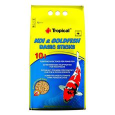 TROPICAL Koi goldfish sticks 10L