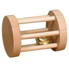 Spielzeug für Nager - Rolle mit der Zymbel, 3,5 x 5 cm