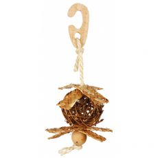 Flechtball für Vögel 5,5 cm