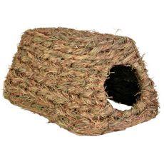 Grasschlupf für Nager - Häuschen, 28 x 18 x 13 cm