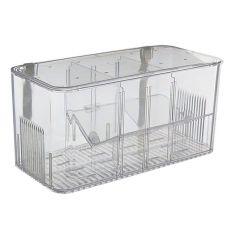 Kiste für Fischweibchen - 20 x 10 x 10 cm